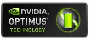 Logo Optimus NVidia