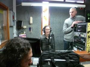 un des studios de radio campus 3