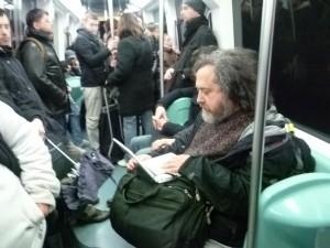 RMS dans le métro