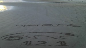 openSUSE-Beach