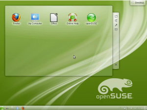 openSUSE_12.1_KDE_in_action