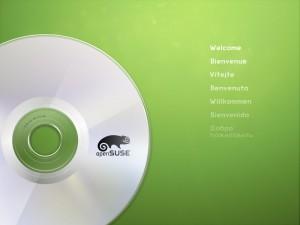 page-de-demarrage-openSUSE