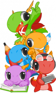 mascot_20140702_konqui-group_wee