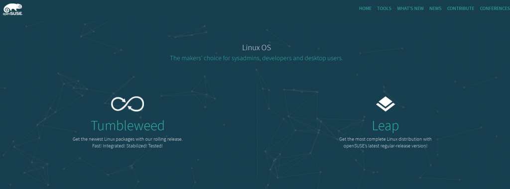 opensuse-website
